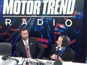 Ira Gabriel Publisher of Motor trend